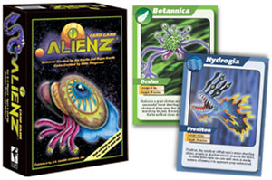 Alienz by US Games Systems, Inc