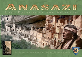 Anasazi by Mayfair Games  / Phalanx Games