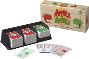 Apples to Apples by Out of the Box Publishing