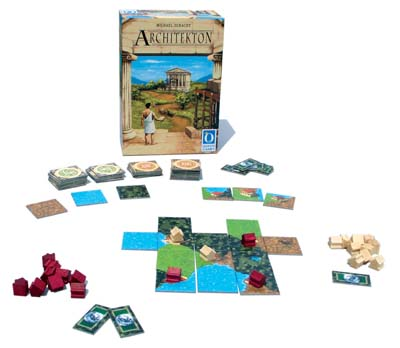 Architekton by Rio Grande Games