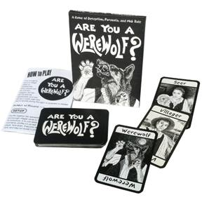 Are You a Werewolf? by Looney Labs