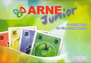 Arne Junior by Z-Man Games, Inc.