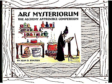 Ars Mysteriorum by Hangman Games