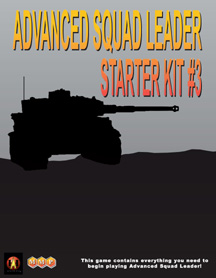 Advanced Squad Leader (ASL) Starter Kit #3 by Multi-Man Publishing (MMP)