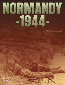 ASL Action Pack #4 - Normandy - 1944 by Multi Man Publishing