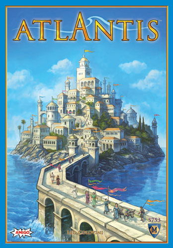 Atlantis by Mayfair Games
