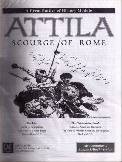 Attila: Scourge of Rome by GMT Games