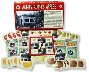 Aunty Ruth's Apples by Family Pastimes