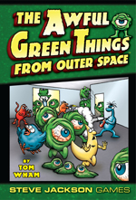 Awful Green Things From Space (Revised Edition) by Steve Jackson Games