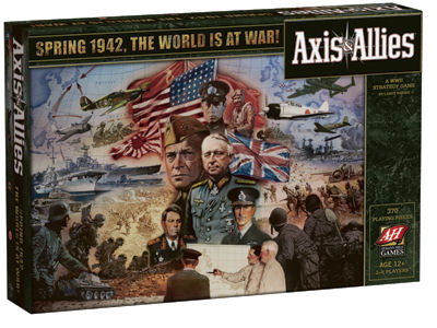 Axis & Allies 1942 Edition by Wizards of the Coast
