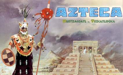 Azteca by Clash of Arms Games / Tilsit