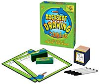 Backseat Drawing Junior by Out of the Box Publishing Inc.