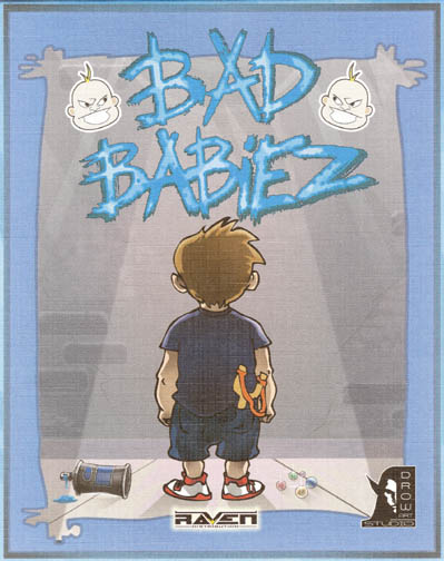Bad Babiez by Mayfair Games