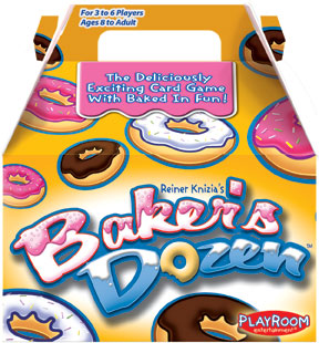 Baker's Dozen by Playroom Entertainment
