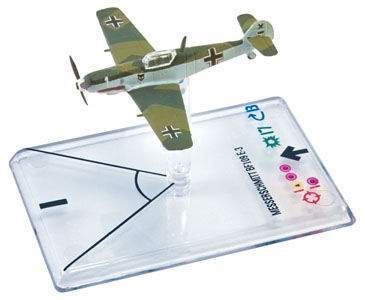 Wings Of War II: Messerschmitt Bf109 E-3 (Balthasar) by Fantasy Flight Games