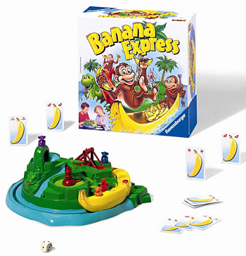 Banana Express by Ravensburger