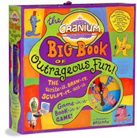 Cranium : Big Book of Outrageous Fun by Cranium, Inc.