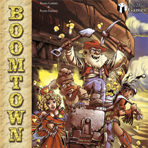 Boomtown by Face 2 Face Games