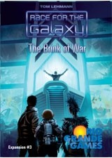 Race for the Galaxy: The Brink of War Expansion by Rio Grande Games