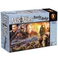 Axis & Allies: Battle Of The Bulge by Avalon Hill  / Hasbro