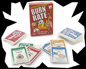 how to play burn card game