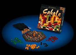 Cabale by Rio Grande Games