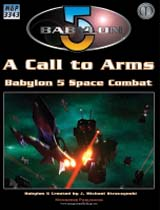 Babylon 5 - Call to Arms Revised Boxed Game by Mongoose Publishing