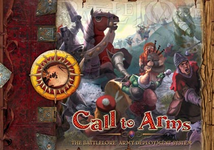 BattleLore: Call to Arms Expansion by Days of Wonder, Inc.