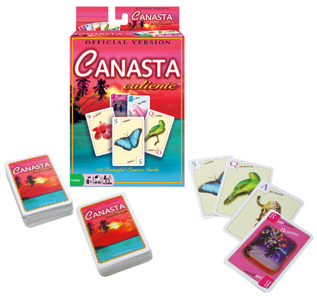 Canasta Caliente by Winning Moves US