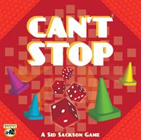 Can't Stop! by Fred Distribution / Gryphon Games