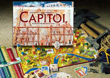 Capitol by Schmidt Spiele