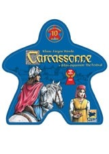 Carcassonne: 10 Year Special Edition by Rio Grande Games