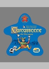 Carcassonne: The Dice Game by Rio Grande Games