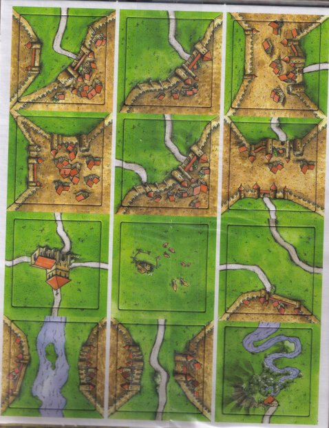 Carcassonne - The Mini Expansion by Rio Grande Games
