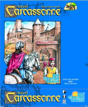 Carcassonne : Travel Edition by Rio Grande Games