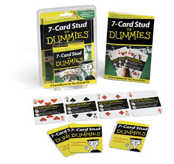 7-card Stud For Dummies by Fundex Games