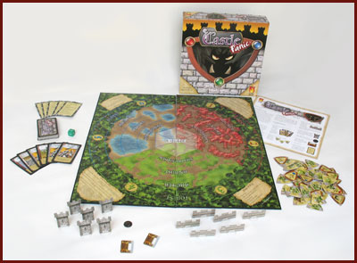 Castle Panic Boardgame by Fireside Games