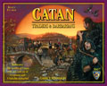 Settlers Of Catan Board Game : Traders & Barbarians Expansion by Mayfair Games