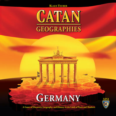 Catan Geographies: Germany by Mayfair Games