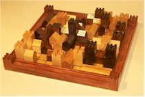Cathedral-The Game of the Medieval City (wooden) by Family Games