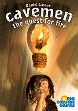 Cavemen: The Quest for Fire by Rio Grande Games