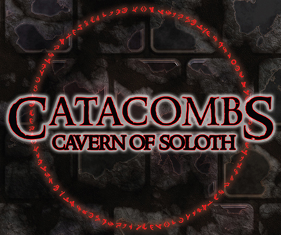 Catacombs: Caverns of Soloth by Sands of Time Games