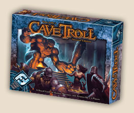 Cave Troll (Second Edition) by Fantasy Flight