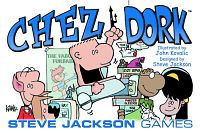 Chez Dork (2nd Edition) by Steve Jackson Games