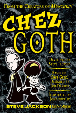 Chez Goth 2nd Edition by Steve Jackson Games