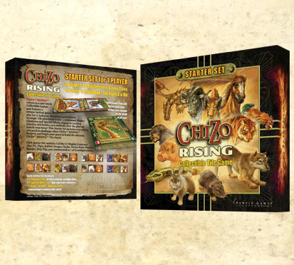 ChiZo RISING - Starter Set by Temple Games