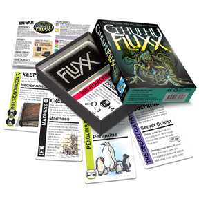 Cthulhu Fluxx Deck by Looney Labs