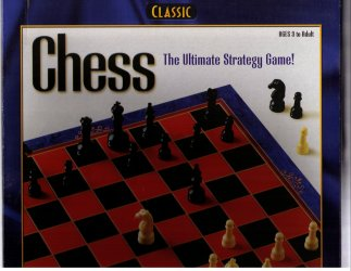 Classic Chess by Hasbro