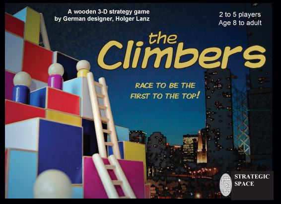 The Climbers by Strategic Space, Inc.