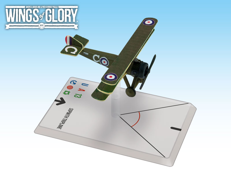 Wings of Glory WWI : Sopwith Triplane (Collishaw) by Ares Games Srl